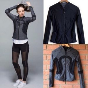 Lululemon Find Your Bliss Reversible Zip Jacket